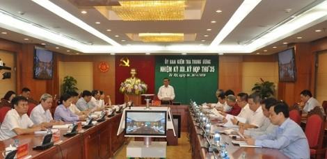 Xem xét kỷ luật nguyên Phó Thủ tướng và nhiều Thứ trưởng Bộ GTVT