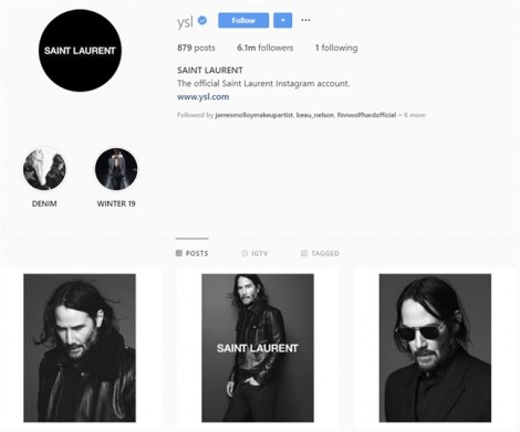 Keanu Reeves: Một định nghĩa khác của thời trang