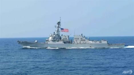 Mỹ, Nhật, Ấn Độ, Philippines cùng phô trương sức mạnh ở biển Đông