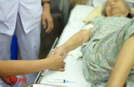 Bệnh viện K cam kết cung cấp đủ thuốc điều trị ung thư phổi cho bệnh nhân