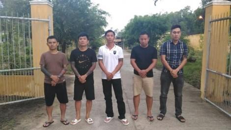 Quảng Nam: Triệt phá băng nhóm xã hội đen cầm đầu đường dây đánh bạc 600 tỷ đồng