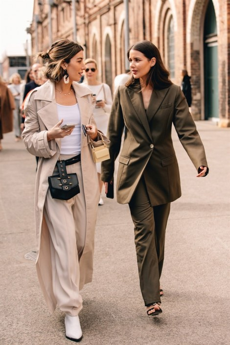 2 người mẫu Việt được Vogue đưa vào top sao mặc đẹp tại Tuần lễ Thời trang Sydney