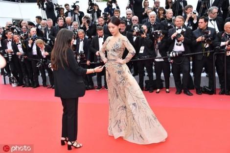 Hé lộ lý do nhiều sao vô danh Hoa ngữ xuất hiện ồ ạt tại LHP Cannes 2019