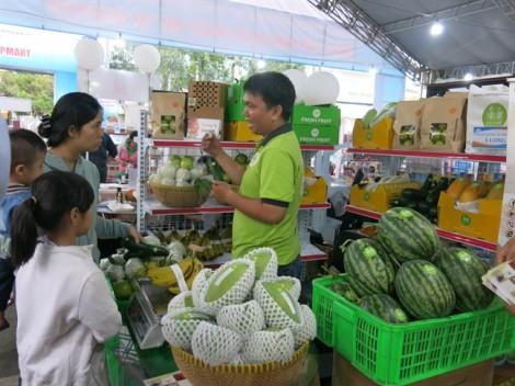 Người mua -kẻ bán... chật vật vì nông sản sạch