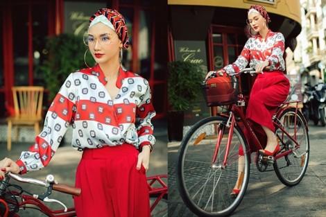 MC Quỳnh Chi gợi ý street style xuống phố ngày hè