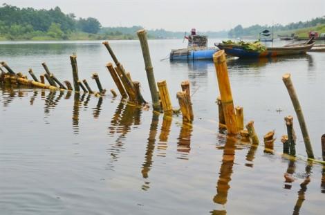 Đề nghị phạt tiền tỷ công ty làm biến dạng sông Bồ