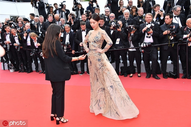Phat hoang voi nhung tro lo tai LHP Cannes 2019