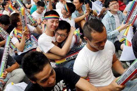 Đài Loan trở thành lãnh thổ đầu tiên tại châu Á hợp pháp hóa hôn nhân đồng giới