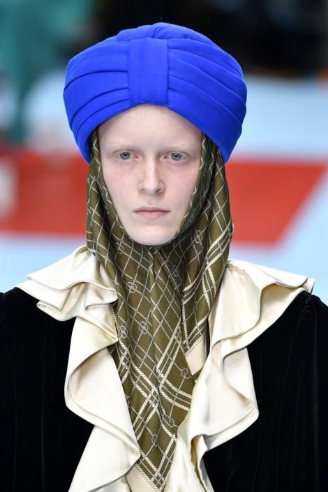 Khăn xếp giá 18 triệu của Gucci bị phản đối vì đụng chạm tôn giáo