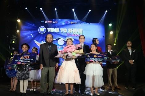 Quán quân TIS Hạt Vàng 2019 nhận giải thưởng trị giá 1 tỷ đồng