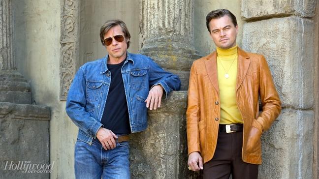 Brad Pitt va Leonardo DiCaprio- ai lich lam hon tren tham do Cannes 2019?