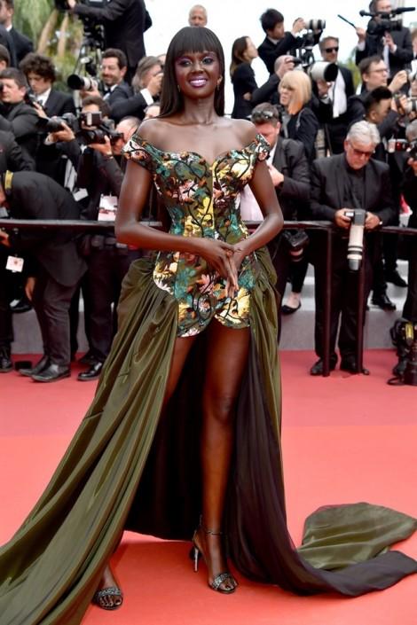 Cannes 2019: Nhan sắc da màu toả sáng