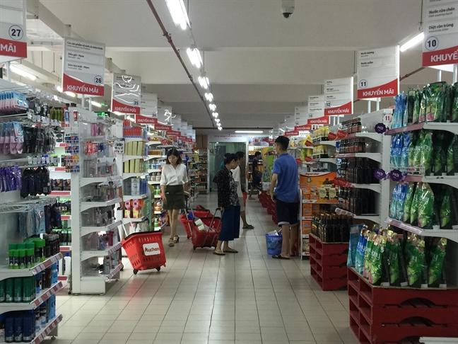 Auchan khong giam gia dong loat, nguoi mua 'tuong bo'!
