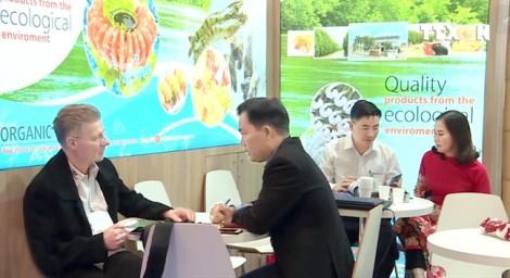 Thủy hải sản  Việt Nam  tiến mạnh  vào Trung Quốc