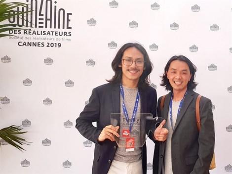 Phim ngắn Việt thắng giải tại LHP Cannes 2019