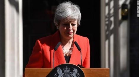 Thủ tướng Anh Theresa May sẽ từ chức vào ngày 7/6