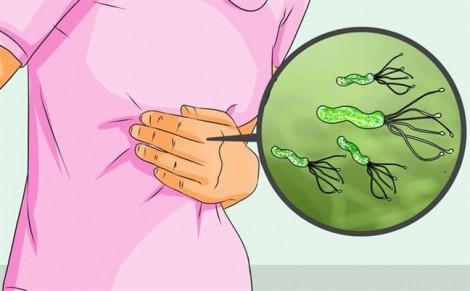 Cảnh báo 96,2% trẻ dưới 8 tuổi nhiễm vi khuẩn HP
