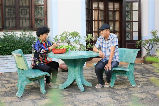 NSUT Viet Anh: Chanh long vi hoai bao do dang cua nghe si hai Anh Vu