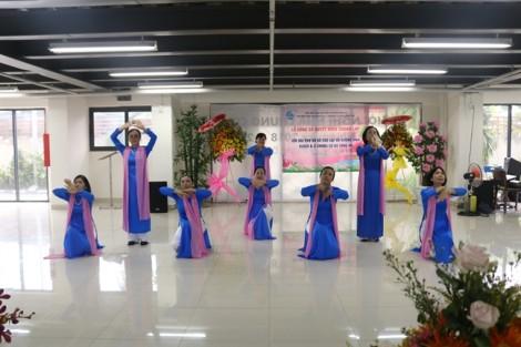 Ra mắt Chi hội Phụ nữ Block B - C chung cư Bộ Công an