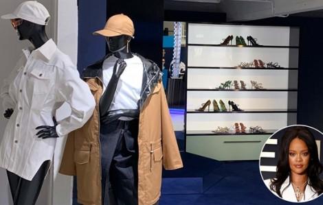 Clip: Rihanna nói gì về thương hiệu thời trang mới của mình