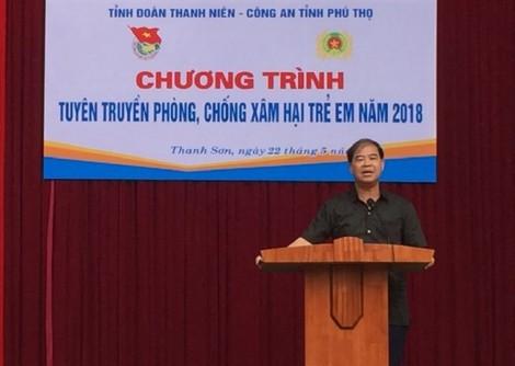 Truy tố hiệu trưởng dâm ô nhiều học sinh nam ở Phú Thọ