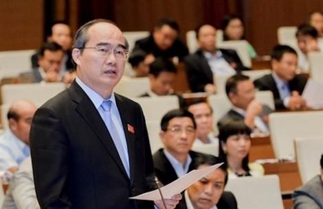 Ông Nguyễn Thiện Nhân cảnh báo về 'bệnh' lười sinh con