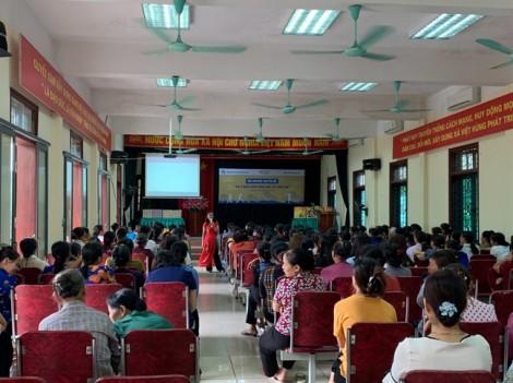 Doanh nghiệp Việt chung tay hành động vì phụ nữ và trẻ em