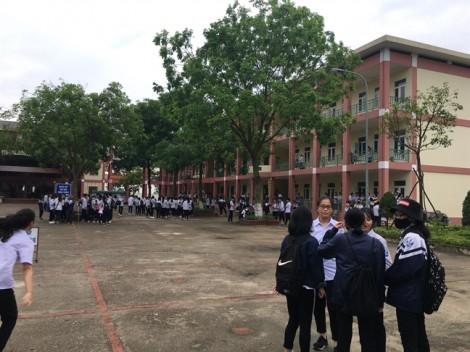 Hơn 85.000 thí sinh ở Hà Nội bắt đầu thi vào lớp 10