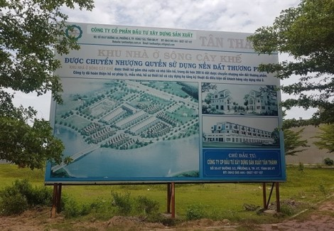 Bà Rịa – Vũng Tàu: Hàng loạt doanh nghiệp bất động sản 'chây ì' tiền thuế