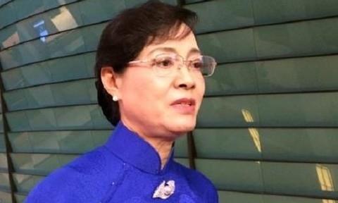 Ba Nguyen Thi Quyet Tam ngac nhien ve quyet dinh tu chuc cua ong Doan Ngoc Hai