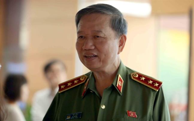 Bo truong Cong an To Lam noi ve vu dai gia xang dau Trinh Suong: Lam gia xang dau rat nguy hiem!