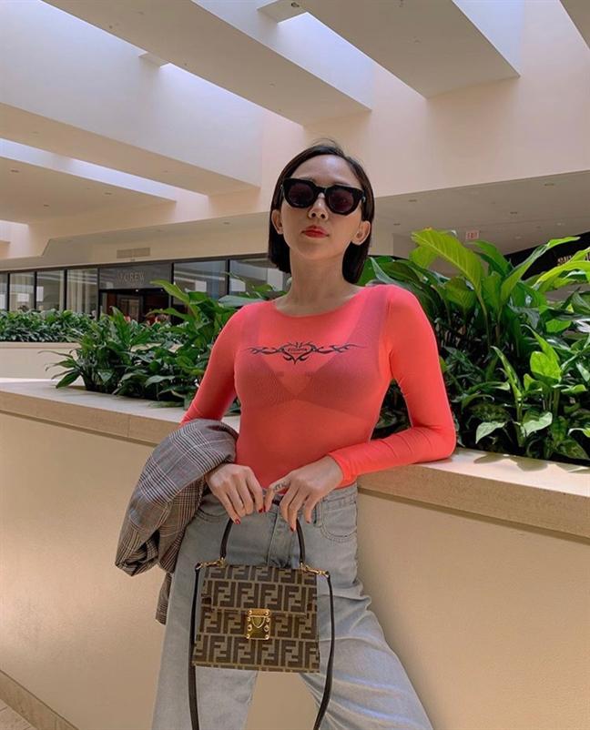 My nhan Viet dang chuong mau tui xach hang hieu nao?