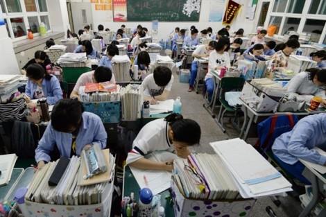 Bác sĩ cảnh báo thuốc kích thích trí não trong mùa thi ở Trung Quốc