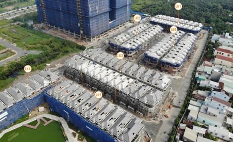 Đình chỉ xây dựng dự án Green Star Sky Garden của Công ty Hưng Lộc Phát