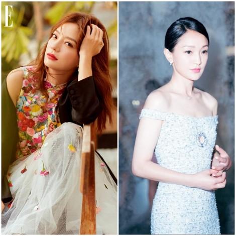 Đọ phong cách gợi cảm của các cặp chị em 'từ bạn hóa thù' xứ Trung