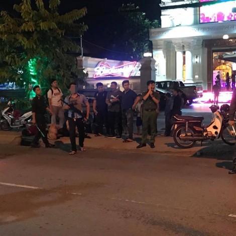 Giang hồ xử nhau tại quán karaoke ở Bình Dương, nhiều tiếng súng nổ vang trời