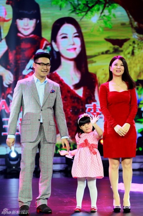Những đứa trẻ 'ngậm thìa vàng' trong làng giải trí Hoa ngữ