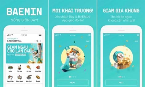 BAEMIN - dịch vụ giao đồ ăn hàng đầu từ Hàn Quốc chính thức gia nhập thị trường Việt Nam