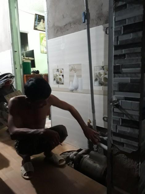 Hơn 500 người dân Sài Gòn nửa thế kỷ không có nước sạch
