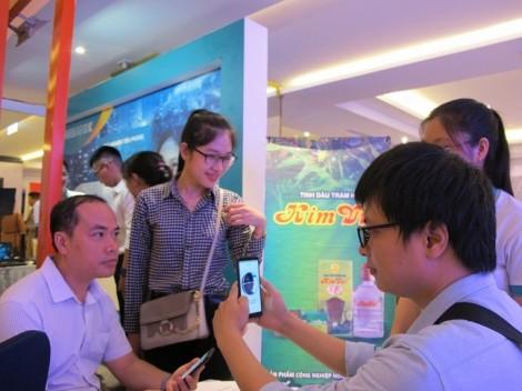 ABBANK ra mắt bản dùng thử ứng dụng dịch vụ tài chính mới tại sự kiện 'Huế-sáng tạo để phát triển'