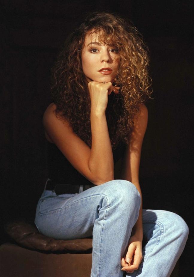 Mariah Carey: Diva truot dai trong phong tung
