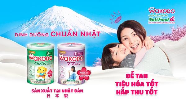 Dinh duong chuan Nhat cho me Viet