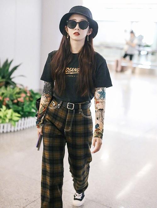 Sao Hoa ngu dien do luom thuom ma van thanh trend