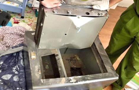 Bắt nhóm người Trung Quốc chuyên phá két sắt trộm tài sản