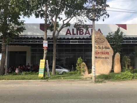 Lên kế hoạch cưỡng chế tiếp dự án 'ma' Alibaba Tân Thành