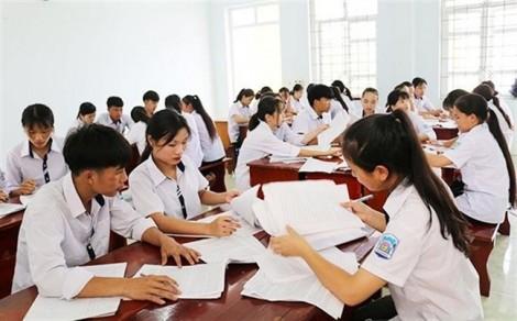 Bộ GD-ĐT 'nhắc' các địa phương đảm bảo kỳ thi THPT quốc gia nghiêm túc