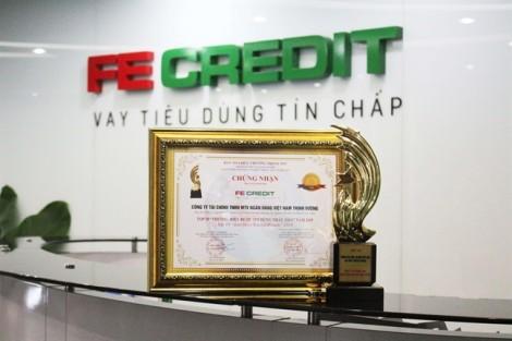 FE CREDIT được vinh danh 'Top 10 doanh nghiệp được tin dùng nhất châu Á' tại Diễn đàn kinh tế quốc tế Asia 2019