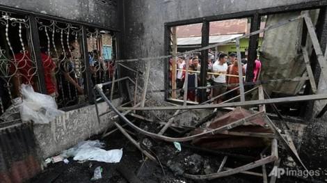 Cháy xưởng diêm tại Indonesia khiến ít nhất 30 người thiệt mạng
