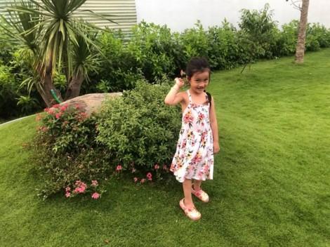 Choáng với khu vườn không thiếu rau gì mà Ốc Thanh Vân được chồng tặng