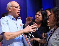 Ong Phan Nguyen Nhu Khue duoc bo nhiem lam Truong ban Tuyen giao Thanh uy TP.HCM